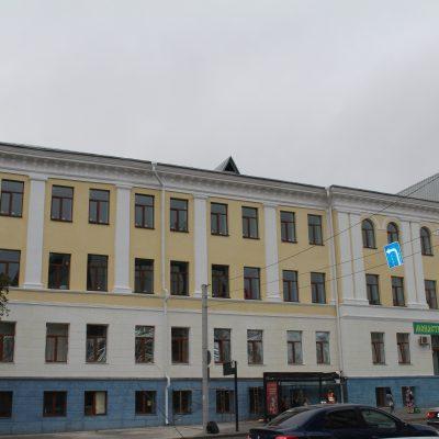 Учебный корпус Центра и Царицынского православного университета
